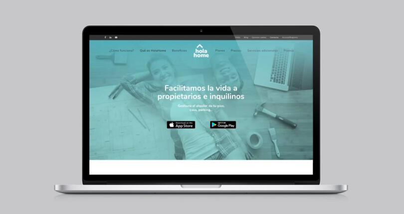 Masifill i Finques Feliu van participar a la plataforma HolaHome.