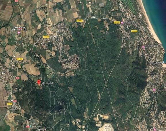 mapa ubicació
