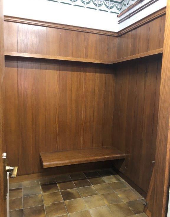 sala de fusta