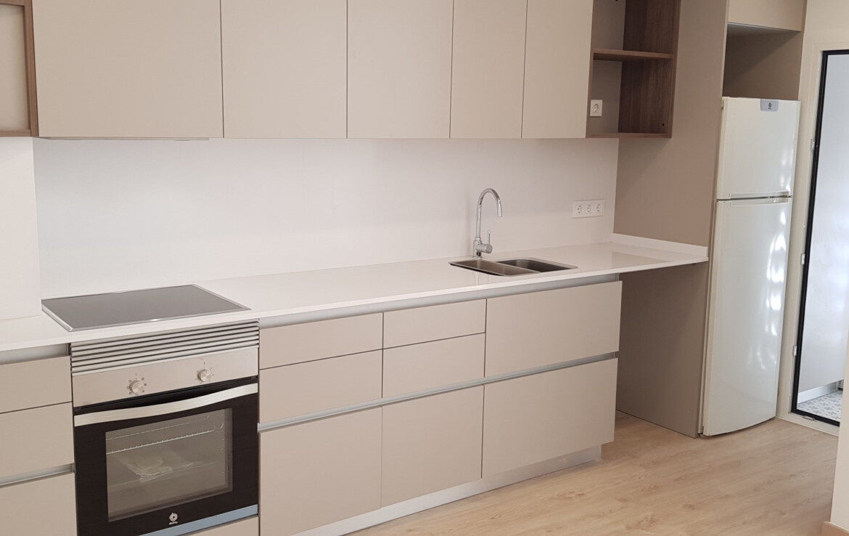 cuina moderna actual blanca
