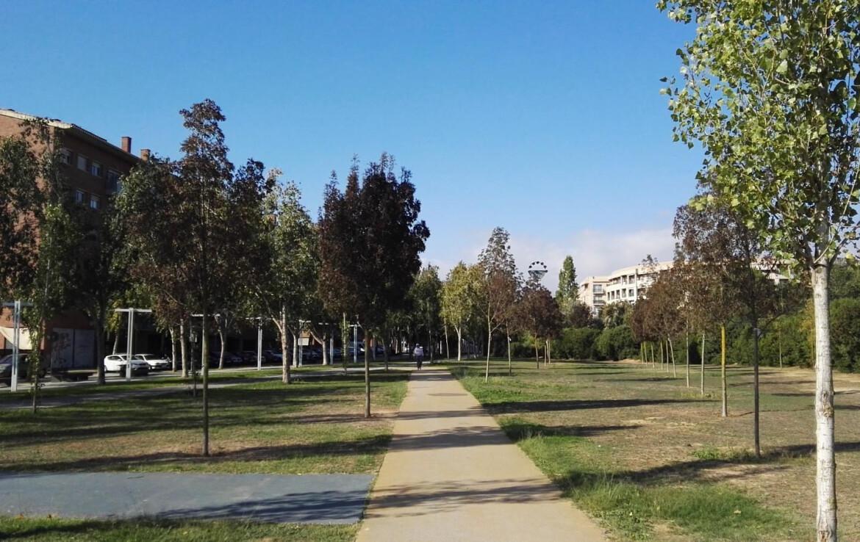 parc exterior