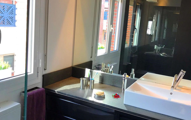 lavabo interior nou