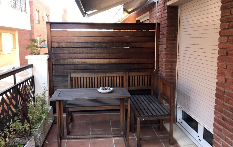 terrassa petita fusta