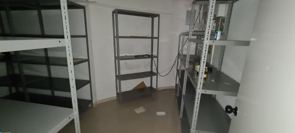 traster estanteries