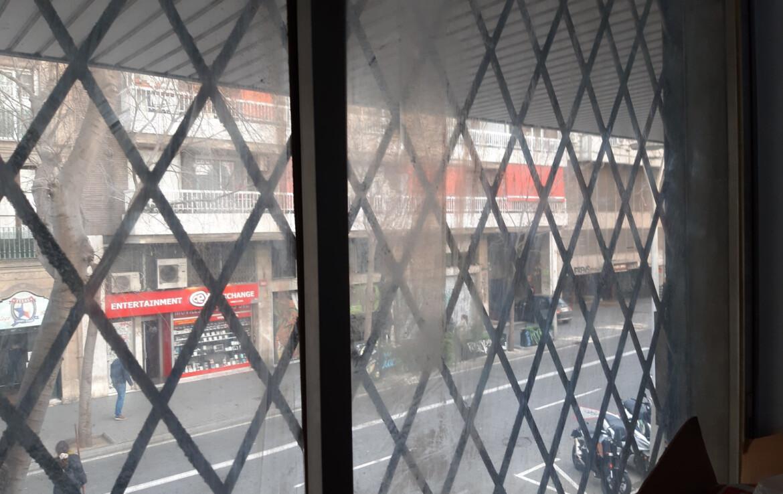 finestra amb reixa