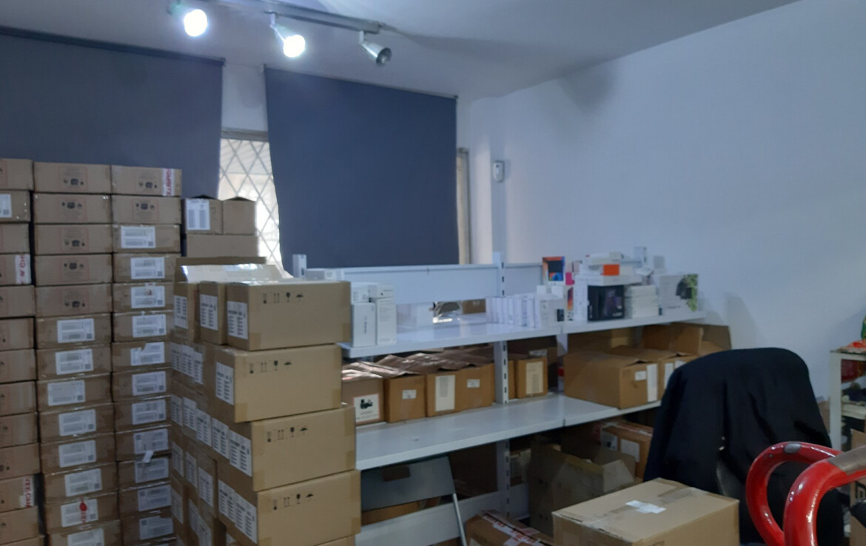 magatzem estanteries