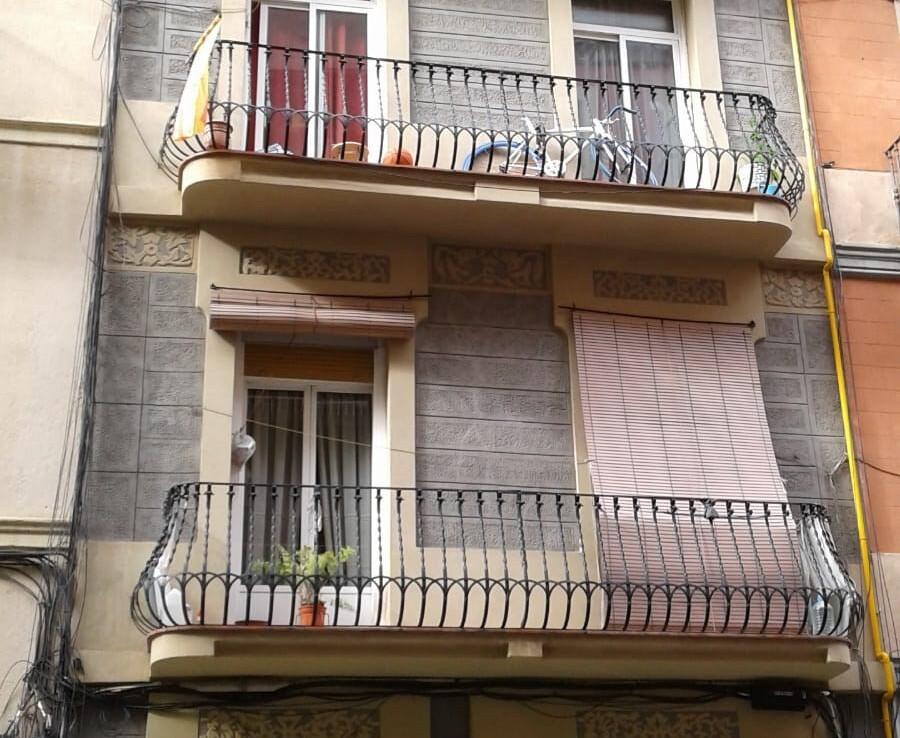 bloc de pisos